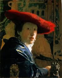 naamloos rode hoed