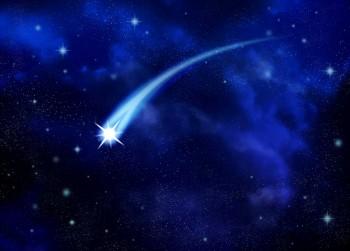Een wens doen toekomst - Een ster in mijn cabine ...